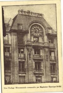 CPA Paris 3e (Dep.75) Une Horloge Monumentale (54089)