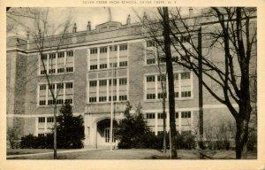 NY - Silver Creek. Silver Creek High School