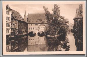 Germany - Nuerenburg Museumsbrucke - [FG-142]