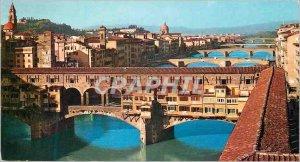 Postcard Modern Firenze - Ponte Vecchio