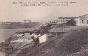 Senegal Dakar Hotel de la Defense
