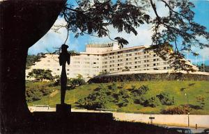 Venezuela Old Vintage Antique Post Card Hotel Tamanaco Caracas Unused