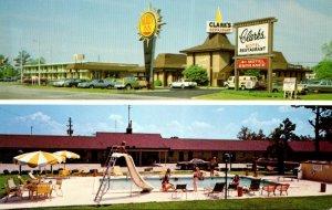 South Carolins Santaa Quality Inn Clark's and Restaurant