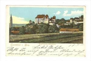 Landshut i. Bay. Burg Trausnitz (Sudostfront), Germany, 00-10s