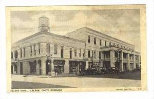 Ingram Hotel,Cheraw,SC / South Carolina 1920-30s
