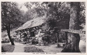 RP: Betws-y-coed, WALES , 1930-50s ; The Ugly House ; TUCK