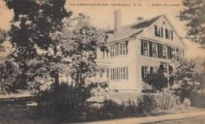 HAVERHILL , New Hampshire, 1910s ; The Green Door Inn