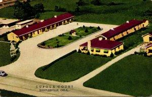 Oklahoma Bartlesville Cupola Court 1957