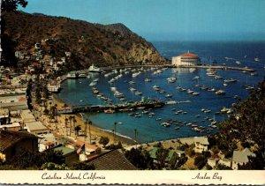 California Catalina Island Avalon Bay 1974