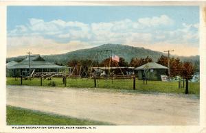 NH - Keene. Wilson Recreation Grounds
