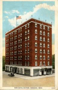 WI - Kenosha. New Hotel Dayton