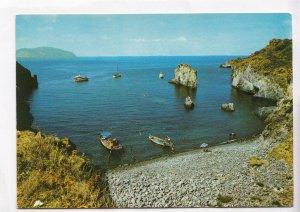 PANAREA ISOLE EOLIE, Punta Milazzese, La Spiaggia di Cala Junco ed i faraglioni