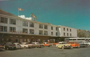 CACHE CREEK , B.C., Canada, 50-60s ; Hotel Oasis