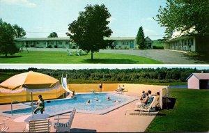 Maine Skowhegan Breezy Acres Motel