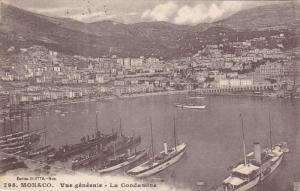 Monaco, Vue generale, La Condamine, PU-1920