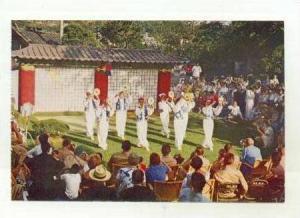 Synchronized Tambourine Drums,Seoul,Korea,1940-60s