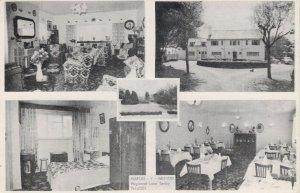 Hafod-Y-Werydd Guest Home Heywood Lane Tenby Postcard