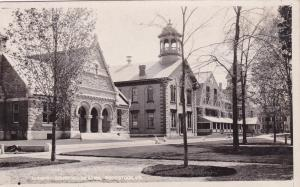 RP: WOODSTOCK, Vermont, 00-10s; Library, Court House
