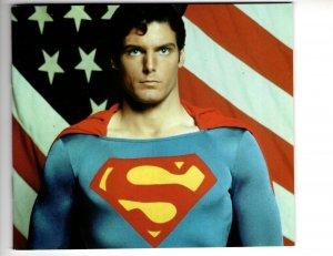Superman The Movie, Souvenir Soft Cover Booklet, 2000
