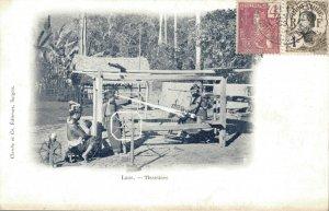 Laos Indochine Tisseuses 03.76