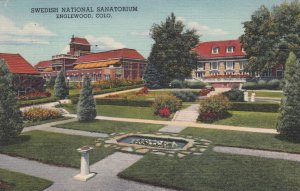 ENGLEWOOD , Colorado , 1930-40s ; Swedish National Sanatorium