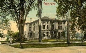 NH - Keene. Normal School (now Hale Building, Keene State College)