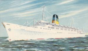 T. S. S. Olympia, Ocean Liner Passenger Cruise Ship, 20-30s