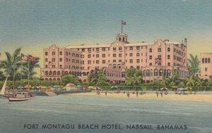 NASSAU , Bahamas , 30-40s; Fort Montagu Beach Hotel