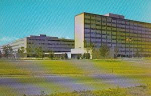 Maryland Baltimore County Woodlawn Social Security Building National Headquar...