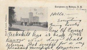 TARRYTOWN-ON-HUDSON, New York, 1901-07; The Castle