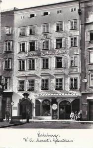 RP: Mozart House , Saltzburg , Austria , 30-40s