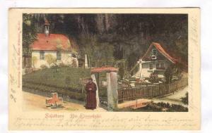 Solothurn. Die Einsiedelei , Switzerland , PU-1901