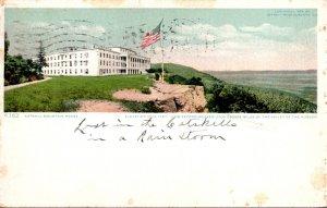 New York Catskills The Catskill Mountain House 1909 Detroit Publishing