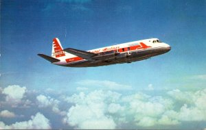 Capital Airlines Viscount 1958