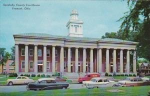 Ohio Fremont Sandusky County Court House