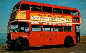Abegweit Sightseeing Tours Double Decker Bus
