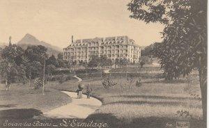 EVIAN-LES-BAINS , France , 00-10s ; L'Ermitage