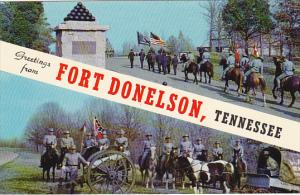 Tennessee Greetings From Fort Donelson