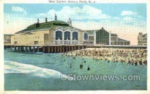 New Casino Asbury Park NJ Unused