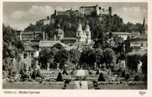 Austria - Salzburg. Mirabellgarten