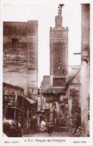 RP: FES , Morocco , 00-10s ; Mosquee des Charabliyine
