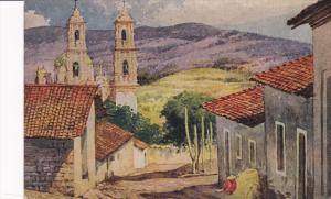 AS, A View Of TAXCO, Mexico, 1900-1910s