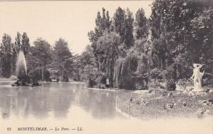 MONTELIMAR, Drome, France, 1900-1910's; Le Parc