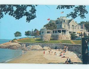 Pre-1980 HOTEL SCENE Mount Desert Island - Bar Harbor Maine ME G9591