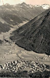 Switzerland Davos Dorf Englisch Viertel 02.60