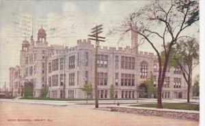 Illinois Joliet High School 1910
