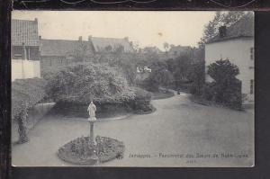Boarding School,Jemappes,Belgium Postcard