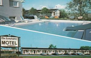 KINGSTON , Ontario , Canada , 50-60s ; Lamplighter Motel