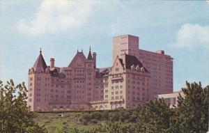 CNR MaDonald Hotel , EDMONTON , Alberta , Canada , 50-60s