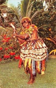 Club Dancers Fiji Postal Used Unknown